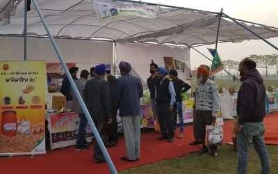 landwirtschaftliche Messe
