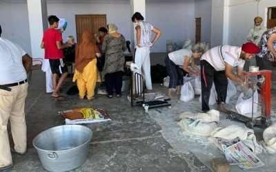 Ersthilfepakete in der Corono-Krise